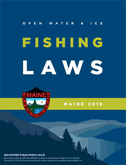 Fishing Regulations 2018